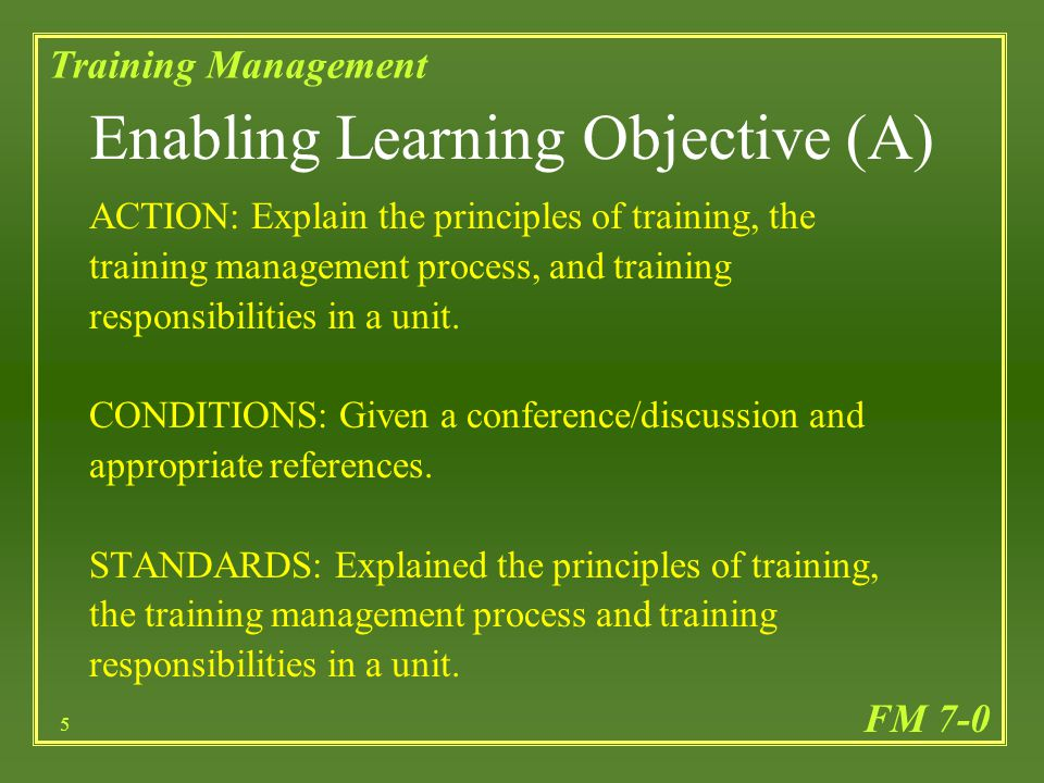 "unit 3 enabling learning and assessment Program • list steps to mapping course learning objectives to a course  that enable a student to engage a particular subject  3 determine methods of assessment 4 gather evidence 5 ""close the loop"" (use results to continuously improve  mapping at the course-level course objective unit 1 unit 2 unit 3 unit 4."