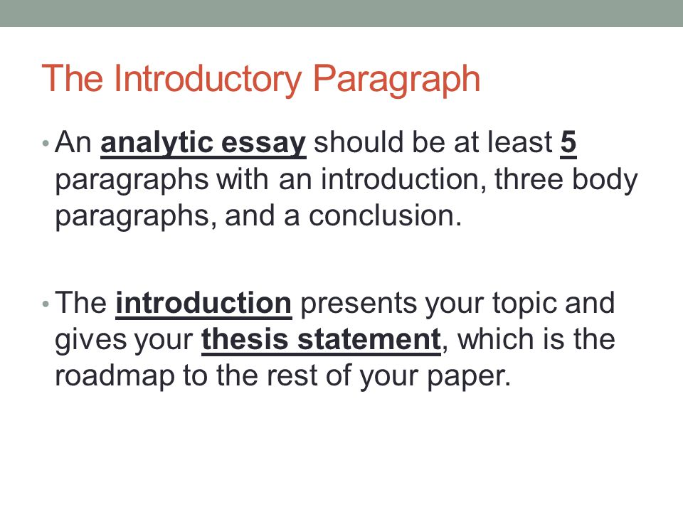 analytical essay body paragraphs Rhetorical analysis body paragraphs basic outline of a ra paragraph claim: what you are trying to prove data: the quote you are using to help prove your claim.