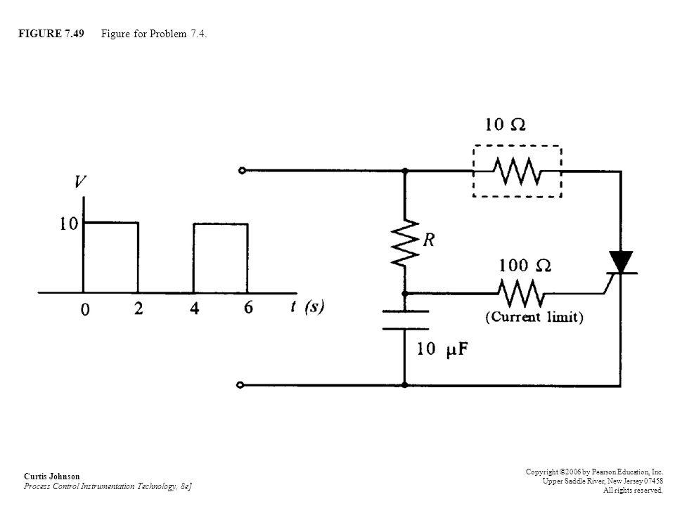 FIGURE 7.49 Figure for Problem 7.4.