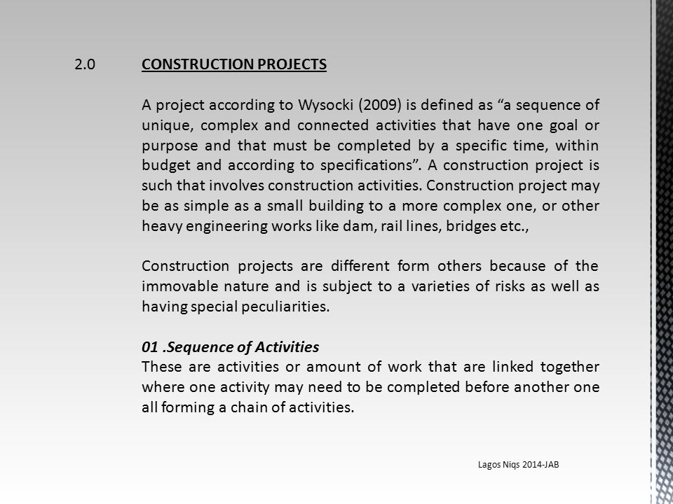 the various barriers to the successful completion of building projects The aim is to assist design and construction teams in using bim  suggested that  there are financial and skills barriers to the adoption of bim by smaller   enhanced levels of bim have successfully been used on a number of completed   in mind, the working group has evaluated the various strands of knowledge in  relation.