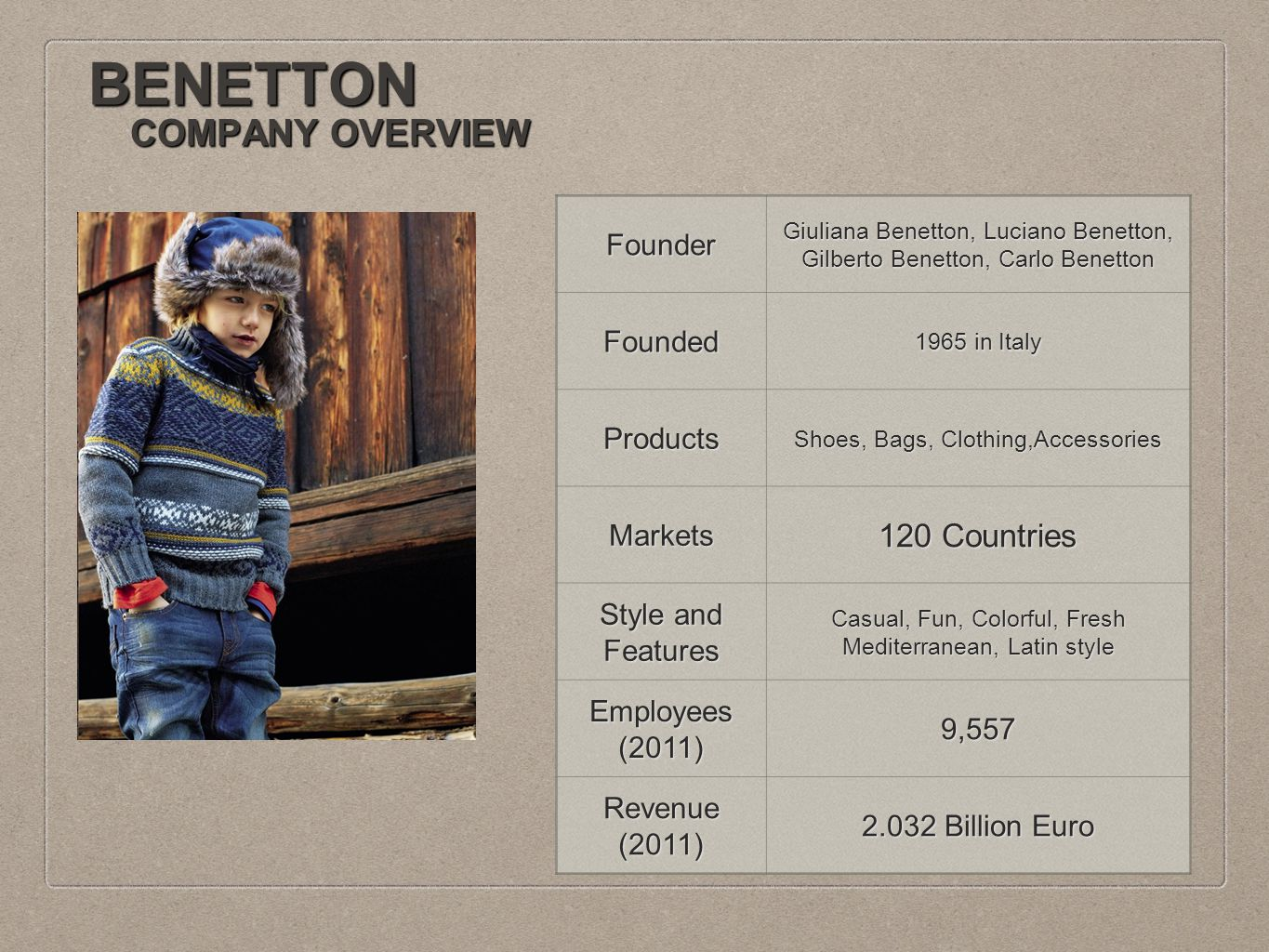 the benetton supply chain 17 alper teki̇n the result • the dual supply chain helped benetton offer new products to its customers on time • benetton could maintain the sales momentum even afte the season by minimizing the time to market • the dual supply chain offered product based on demand pull 18.
