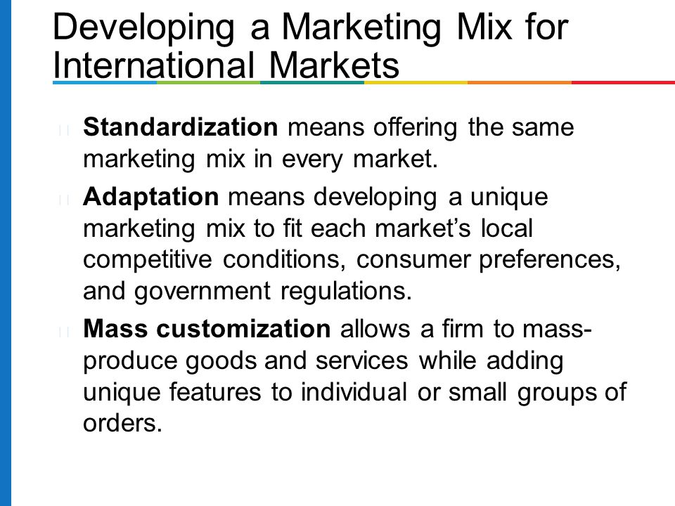 starbucks standardization and adaptation strategy Company compromises between standardisation and adaptation to local target audiences' preferences (alderman, 2012)  starbucks' marketing strategy requires a .