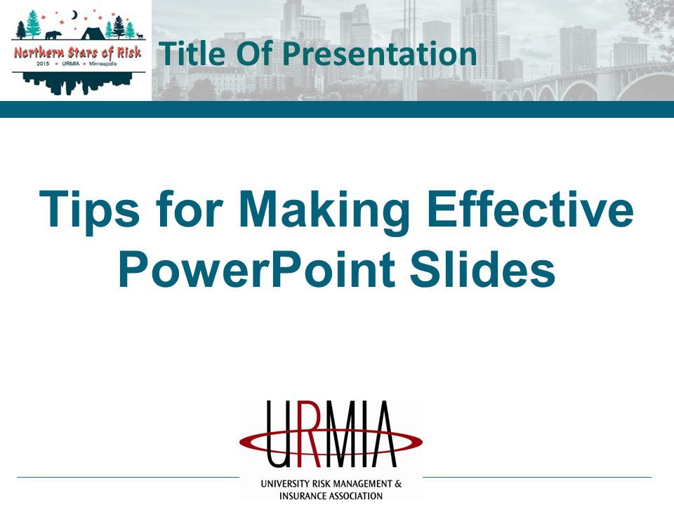 making powerpoint