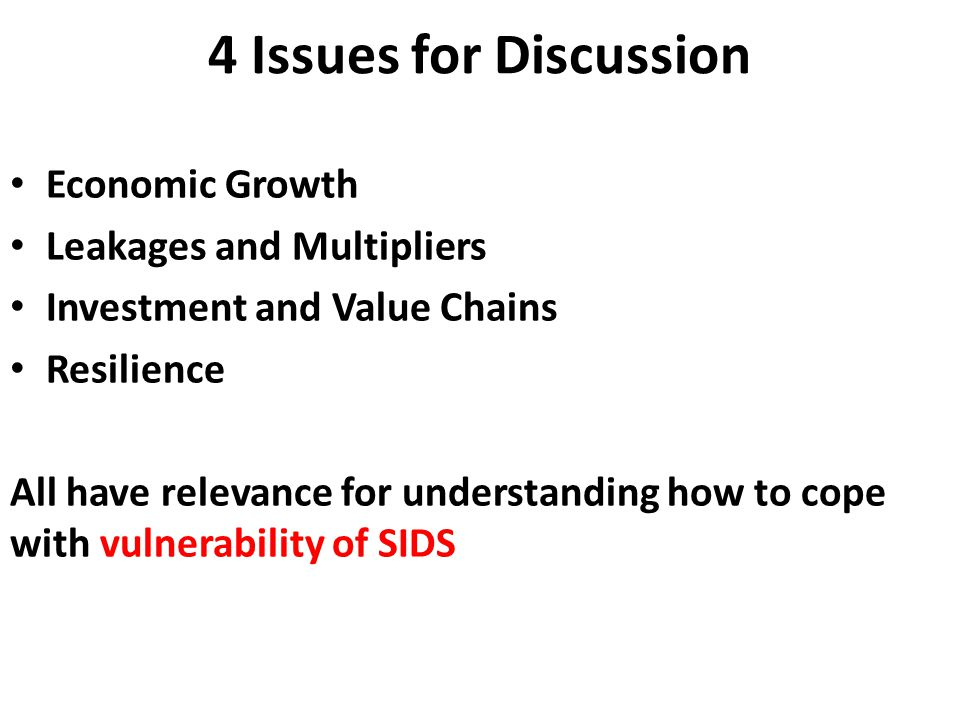 a discussion on economic growth Issn 1471-0498 department of economics discussion paper series can the augmented solow model explain china's economic growth a cross-country panel data.