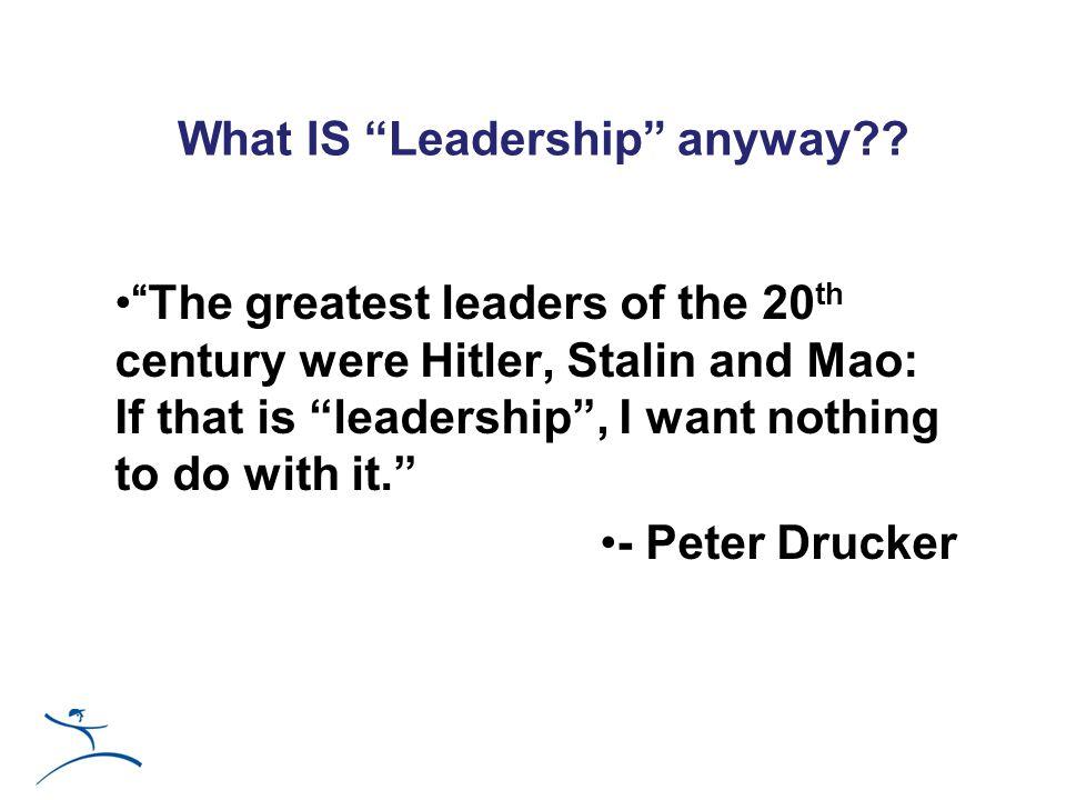 Lean India Summit 2014 Transformational Lean Leadership