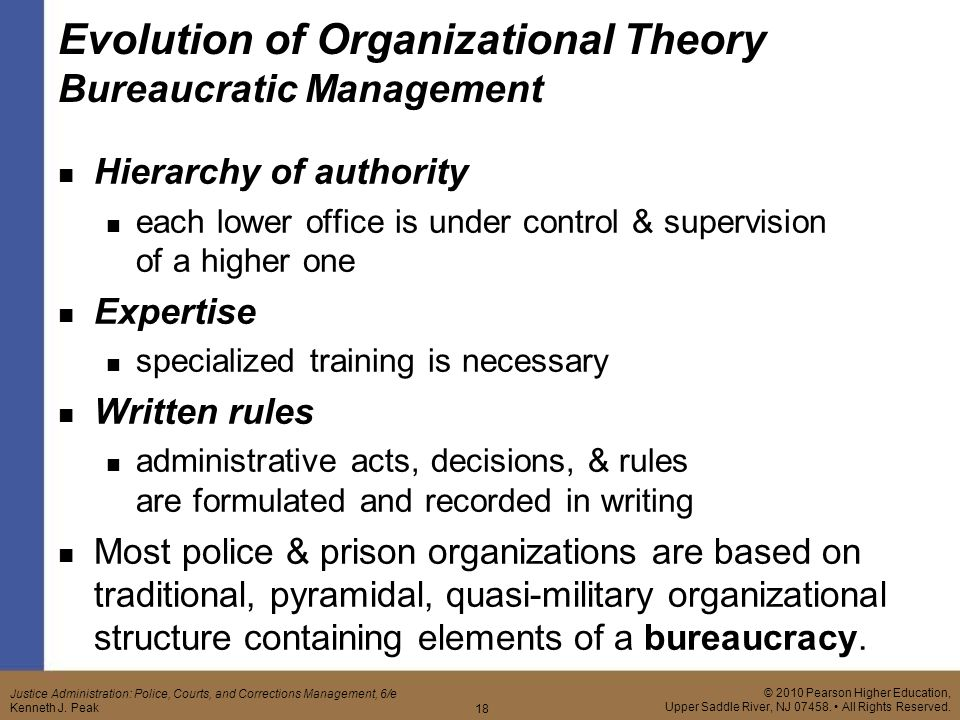 compare bureaucracy and administrative theory Development administration: obstacles, theories,  almost every writer who discusses a developing bureaucracy is at  of the administrative obstacles to the.