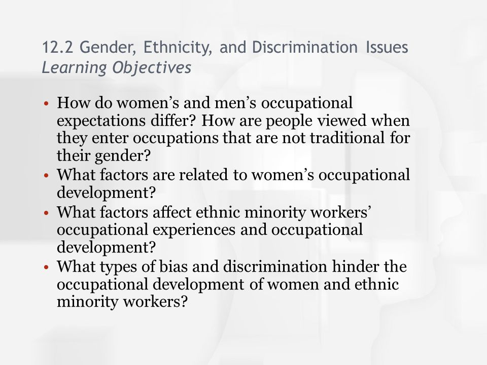 gender and development issues and implications Gender issues and society, and how they will be addressed in the years to come is the subject of this article by ivana milojevic gender issues: futures and implications for global humanity sign up for our free newsletter.