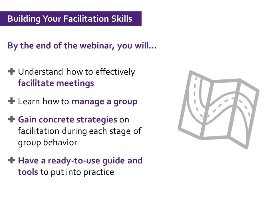 Building Your Facilitation Skills Driving Meetings. - Ppt Video