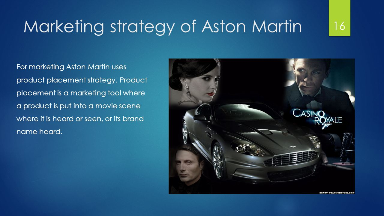 Aston Martin Lagonda Limited Ppt Video Online Download