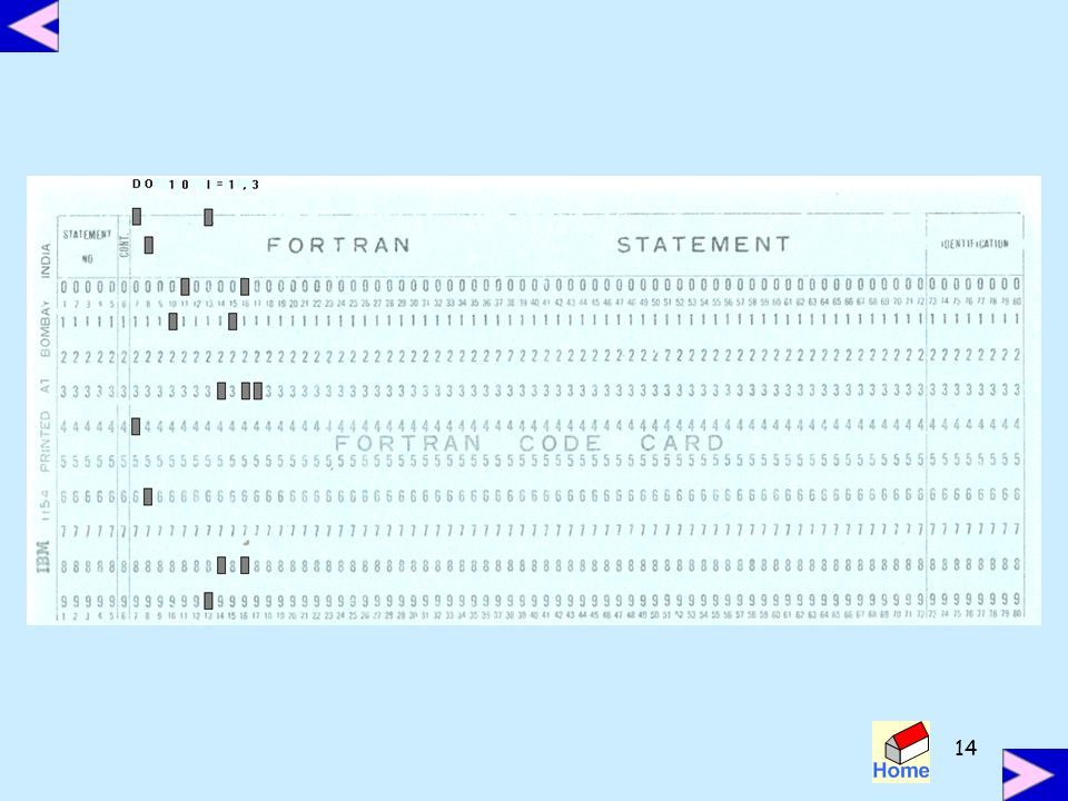 Punched Cards (punched)