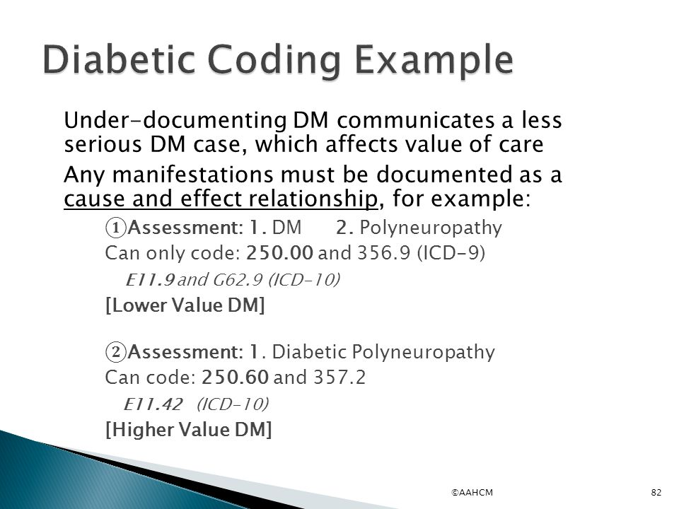 icd 10 code for diabetes type 2 with neuropathy - infectious causes of  autonomic neuropathy.