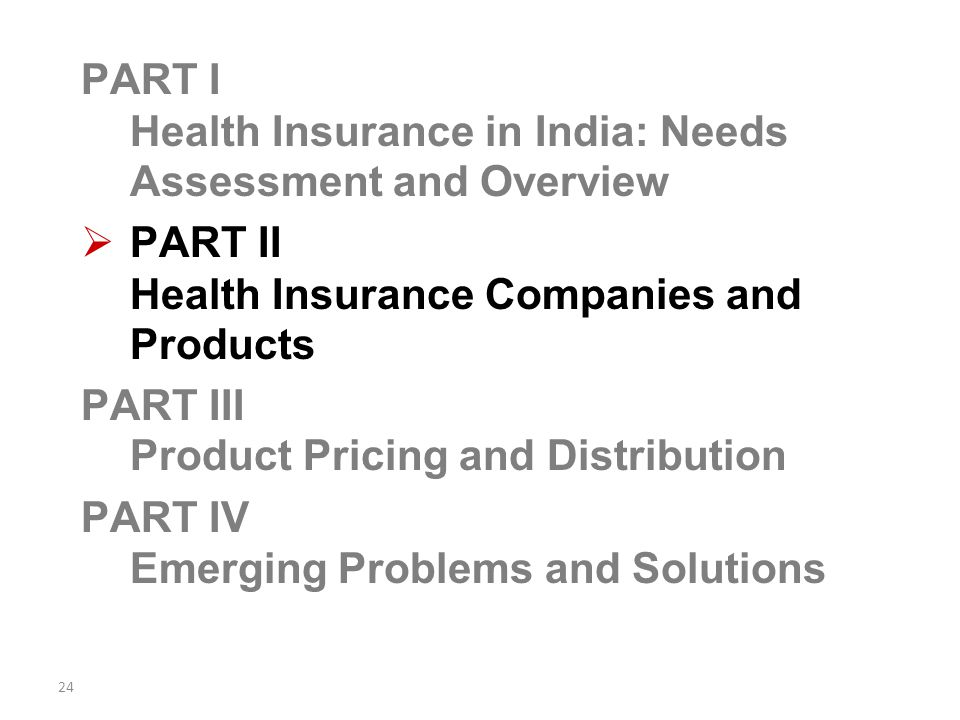 health insurance in india pdf