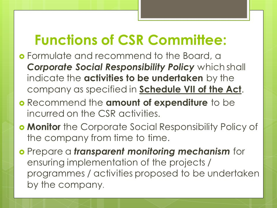 essay on corporate social responsibility accounting essay Essay on corporate social accounting and to a discussion on corporate social accounting and the ideology of corporate social responsibility.