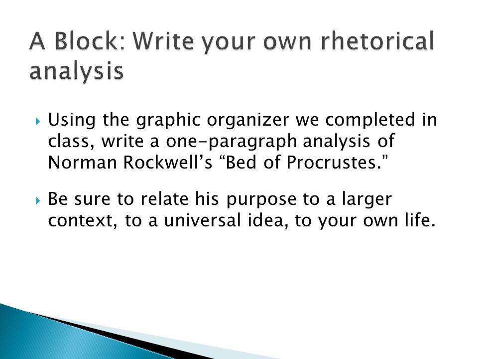 nancys bedroom rhetorical analysis