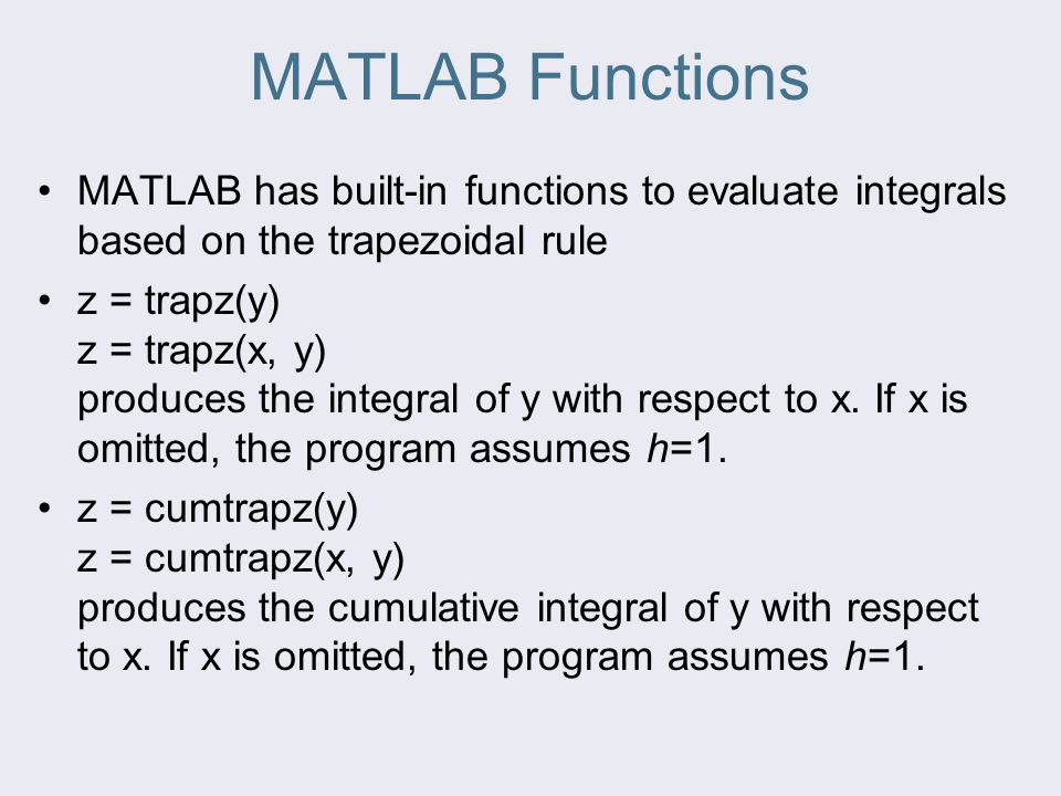 how to write multiple functions in one matlab