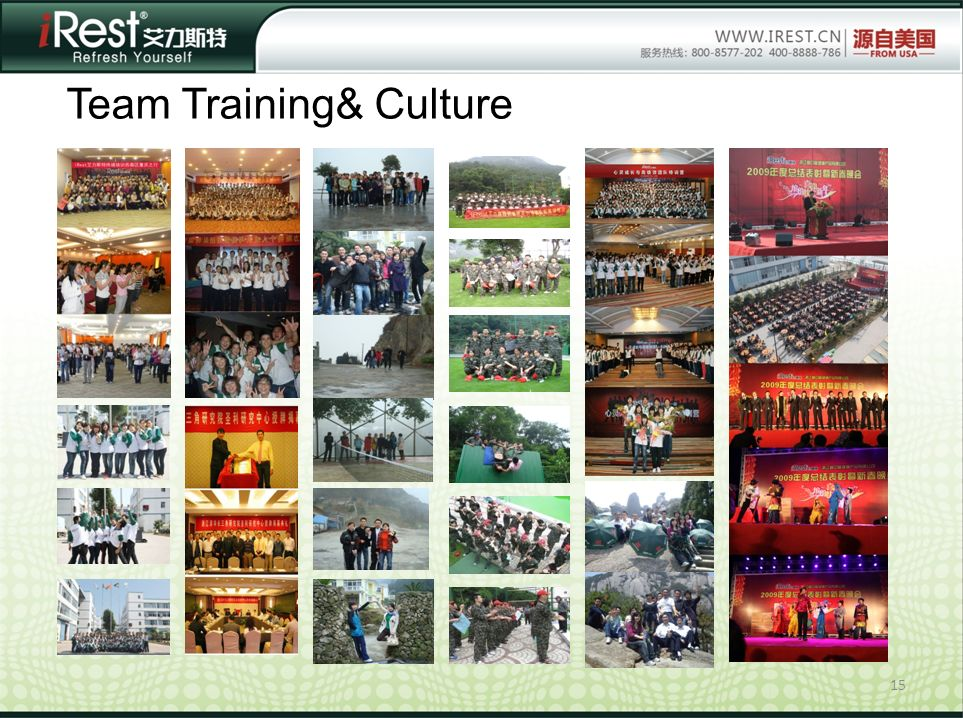 Team Training& Culture