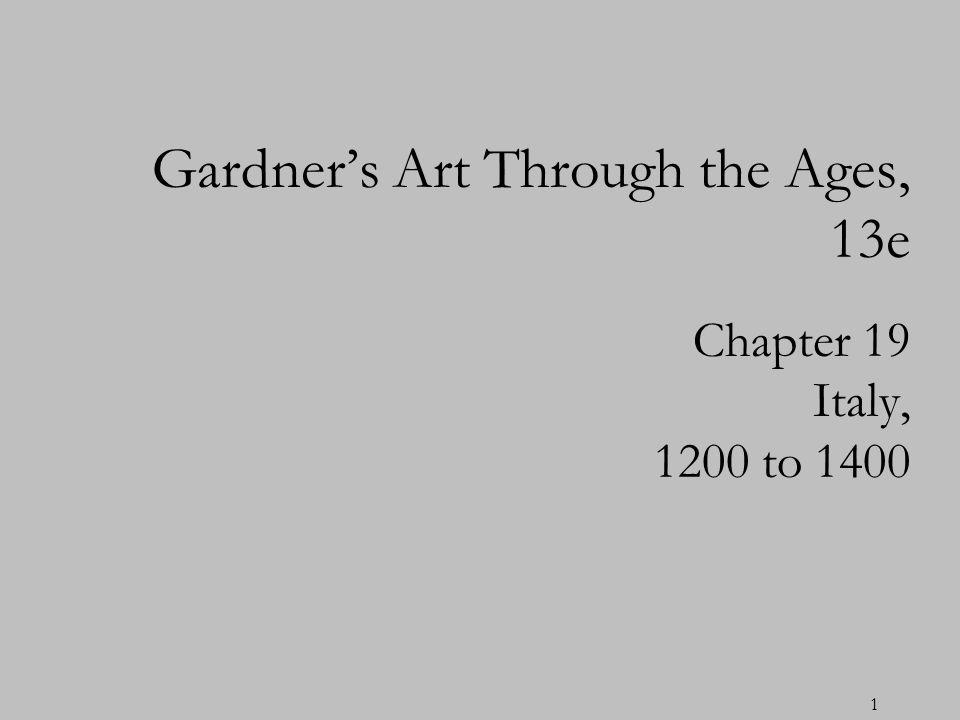 Gardner's Art Through the Ages, 13e