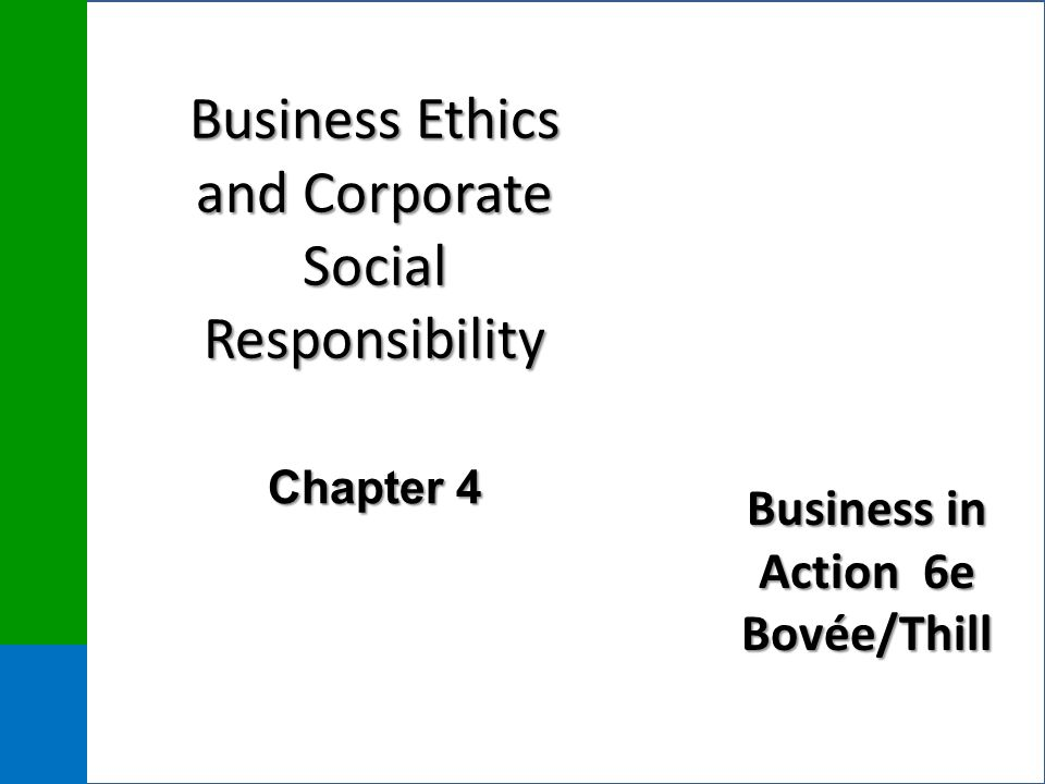 business ethics social responsibility Businesses have to gain more ethical and social responsibilities to their  behaviour.