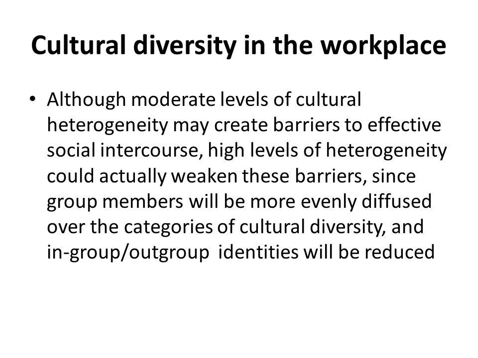 Managing cultural diversity - ppt download