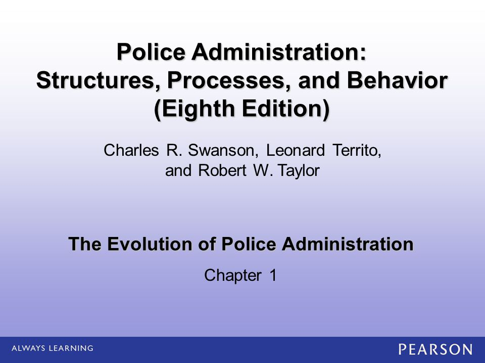 the evolution of the police and the american police system The historical evolution of police corruption police corruption became widespread shortly after the formation of the first american police departments in the mid 1800's during this time, political parties ran the municipal government and agencies.