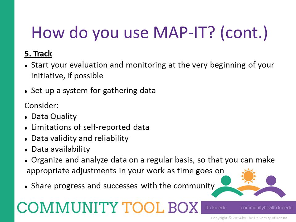 How Do You Use Map It Cont