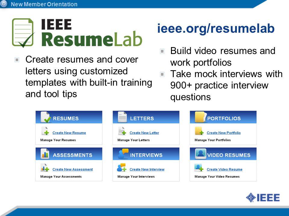 Ieee Resume Format] Ieee Resume Format Ieee Resume Format Resume ...