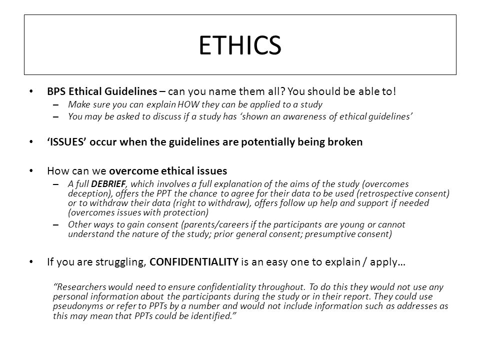ethical guidelines that are broken in milgrams Ethics are a vast, key topic in psychological research what is necessarily taken into consideration in regards to ethics before conducting research is studied and then read again and again in guidelines and codes of conduct.