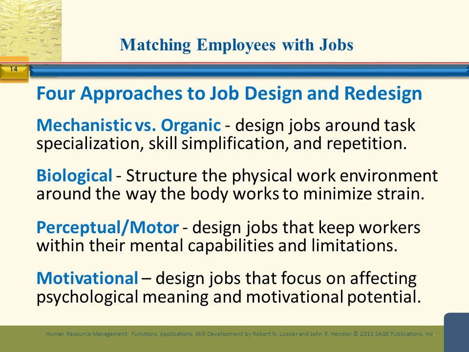 mechanistic approaches in hrm In this lesson, you will learn what a mechanistic organizational structure is,  discover its key components, and will be provided an example.