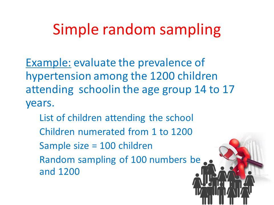 what is simple random sampling pdf