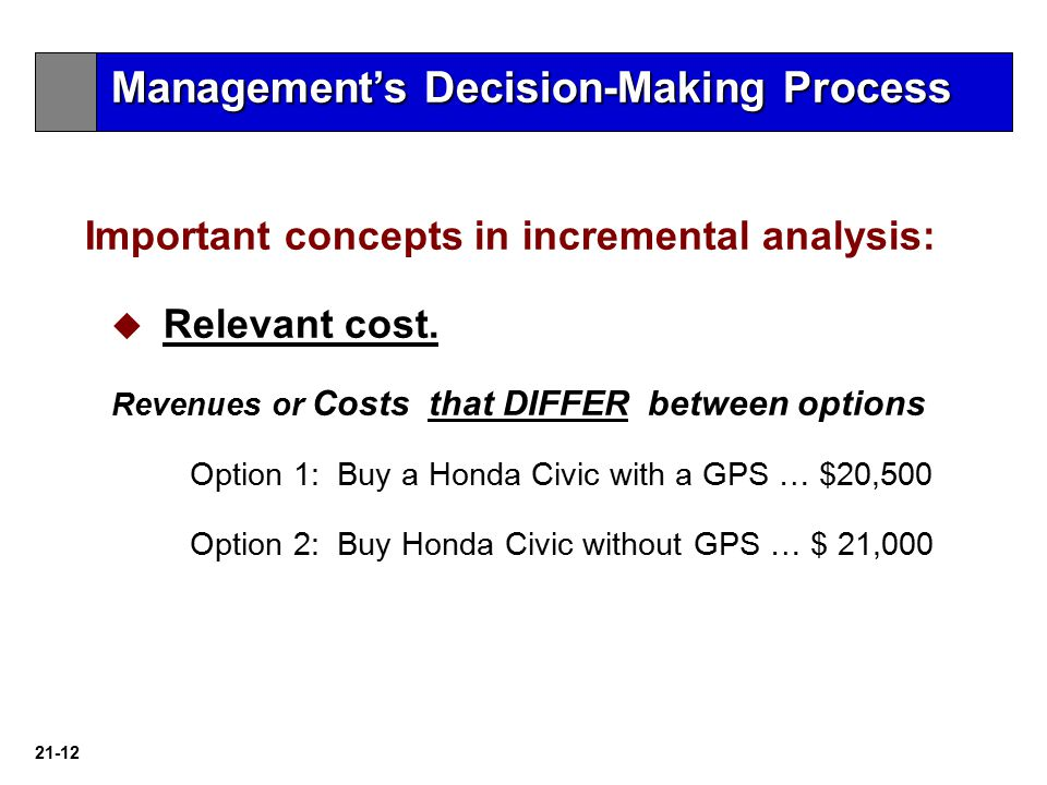 Financial and managerial accounting ppt video online for Honda financial account management