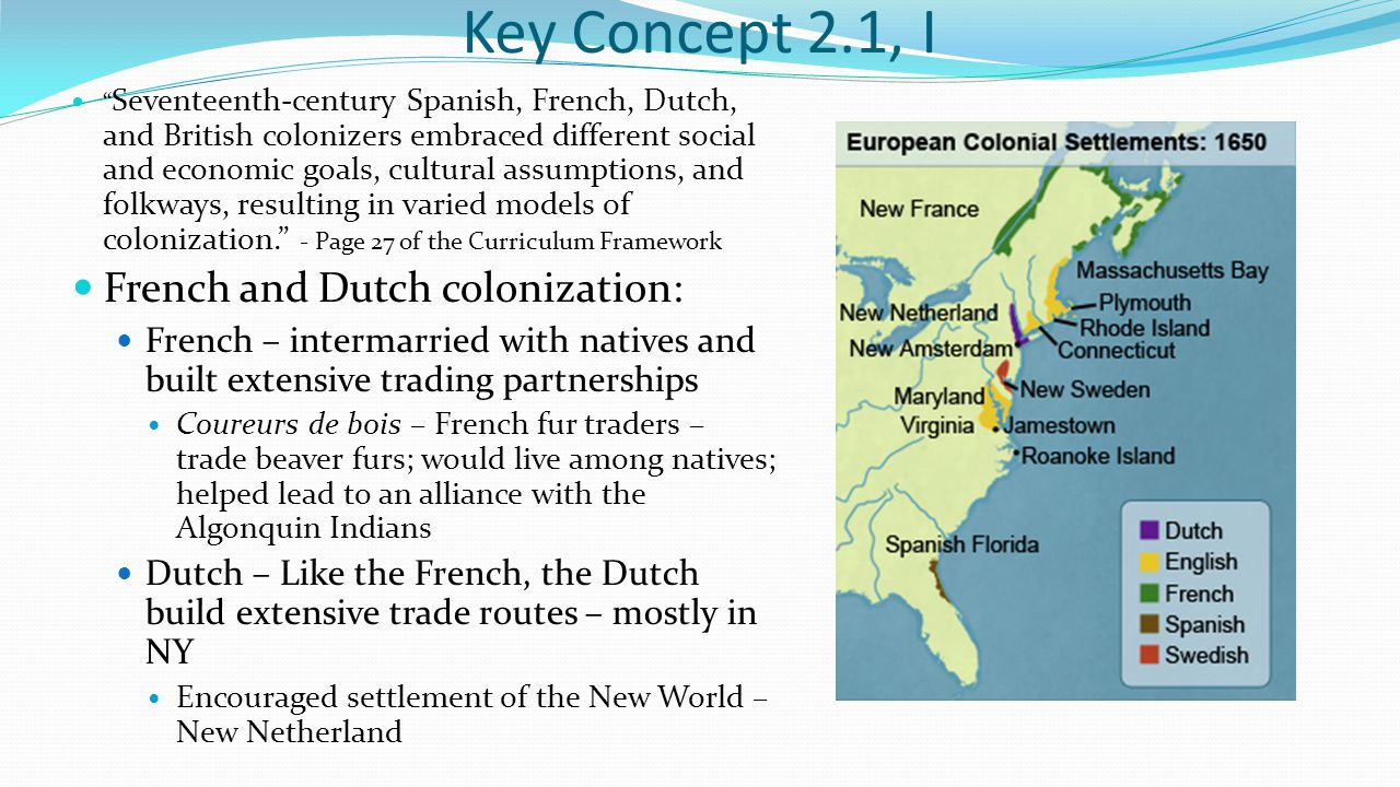 a comparison of the english and spanish colonization The english had a much larger population in their colonies than the spanish, in fact, in 1700 there was a total population of 250,000 in the english colonies compared to 4,500 in the spanish a larger population in the colonies meant there was more manpower for work and, in addition, a greater wealth development.