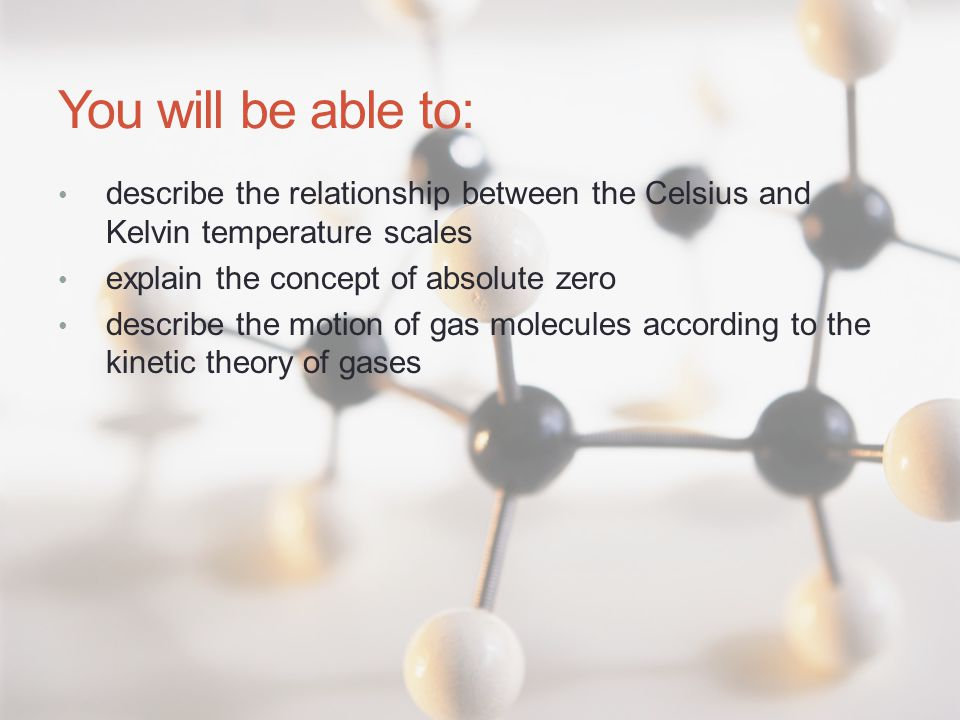 state the relationship between celsius and kelvin scale