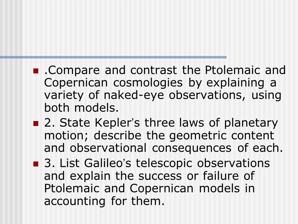 compare and contrast the models of The purpose of a compare and contrast essay is to analyze the differences and/or the similarities of two distinct subjects a good compare/contrast essay doesn't only point out how the subjects are similar or different (or even both.
