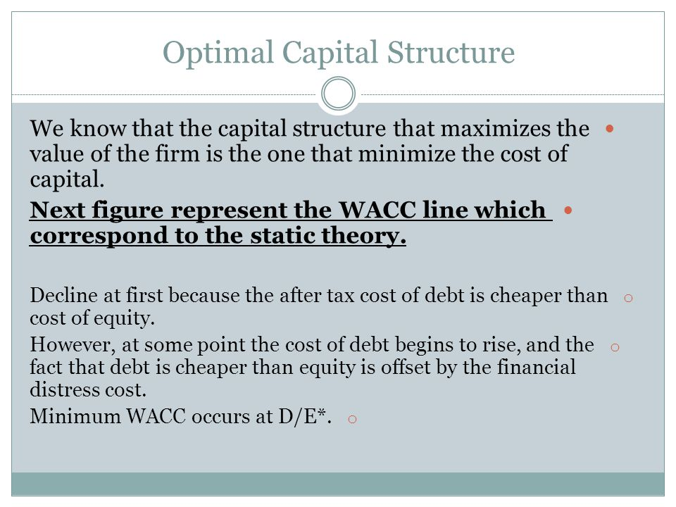 what is the cost of capital structure finance essay Southern homecare cost of capital case essay  evaluating mcgraw industries' capital structure case in ch 11 of principles of managerial finance write a 350- to .