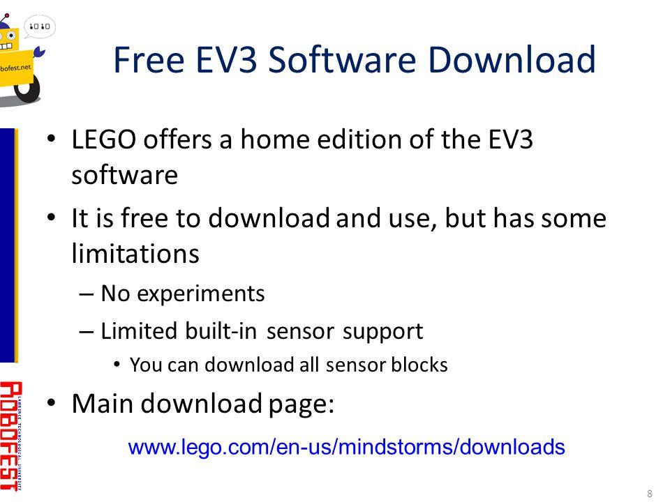 EV3 Software EV3 Robot Workshop ppt video online download