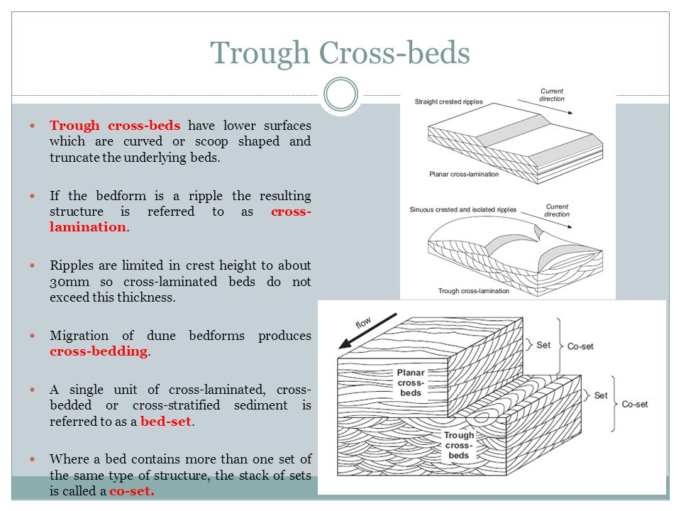 Sedimentary Structures - ppt video online download