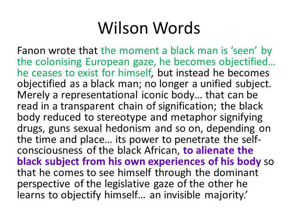 Wilson Words