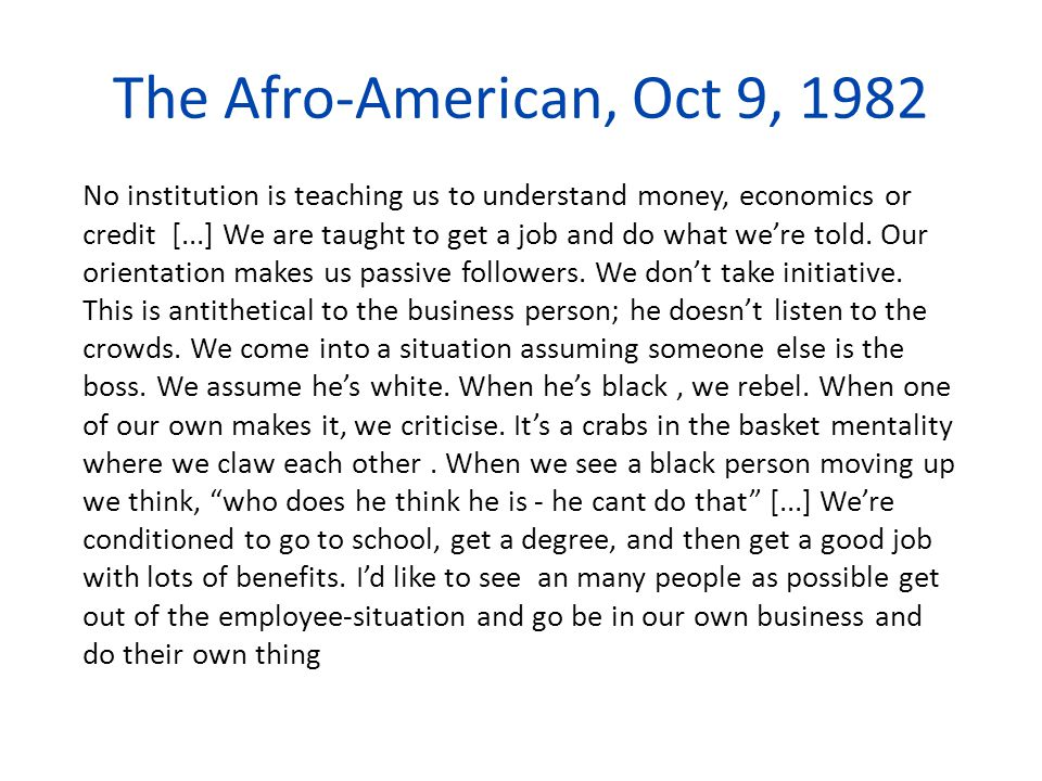 The Afro-American, Oct 9, 1982