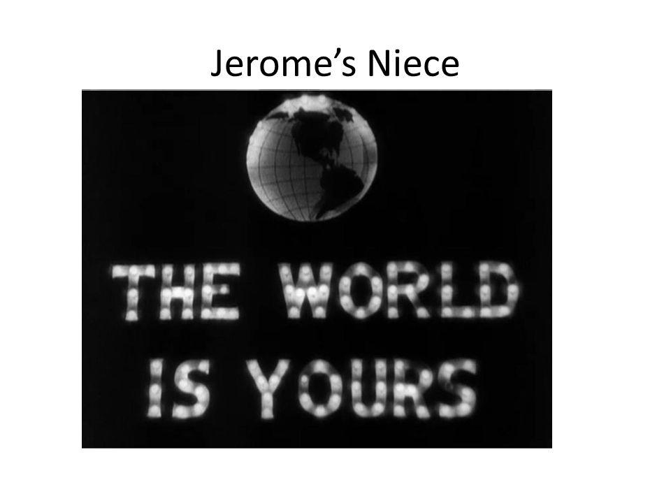 Jerome's Niece