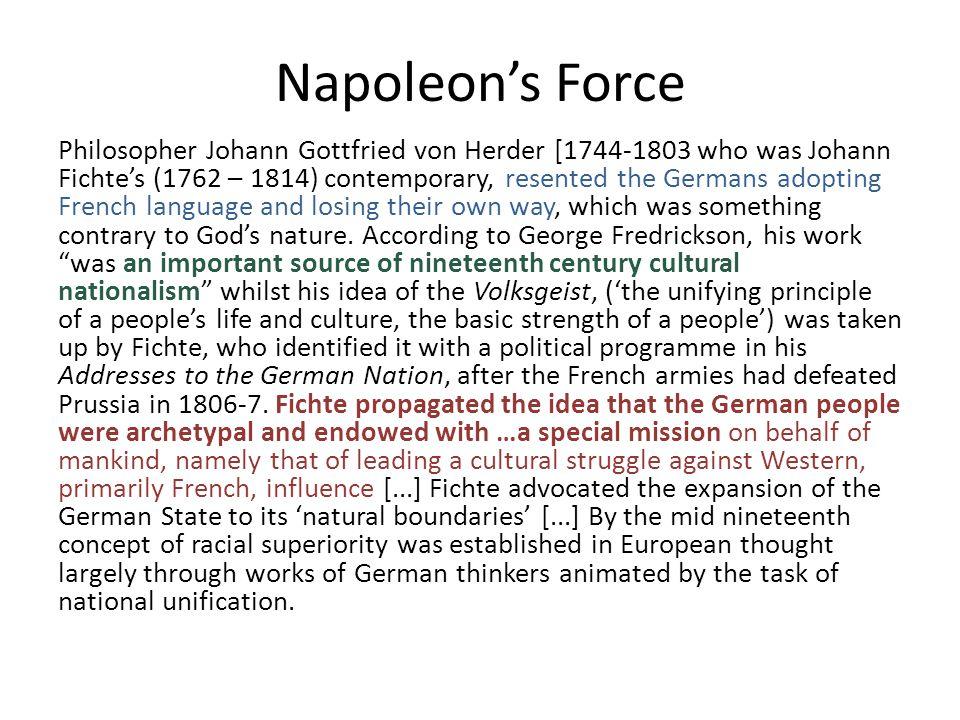 Napoleon's Force