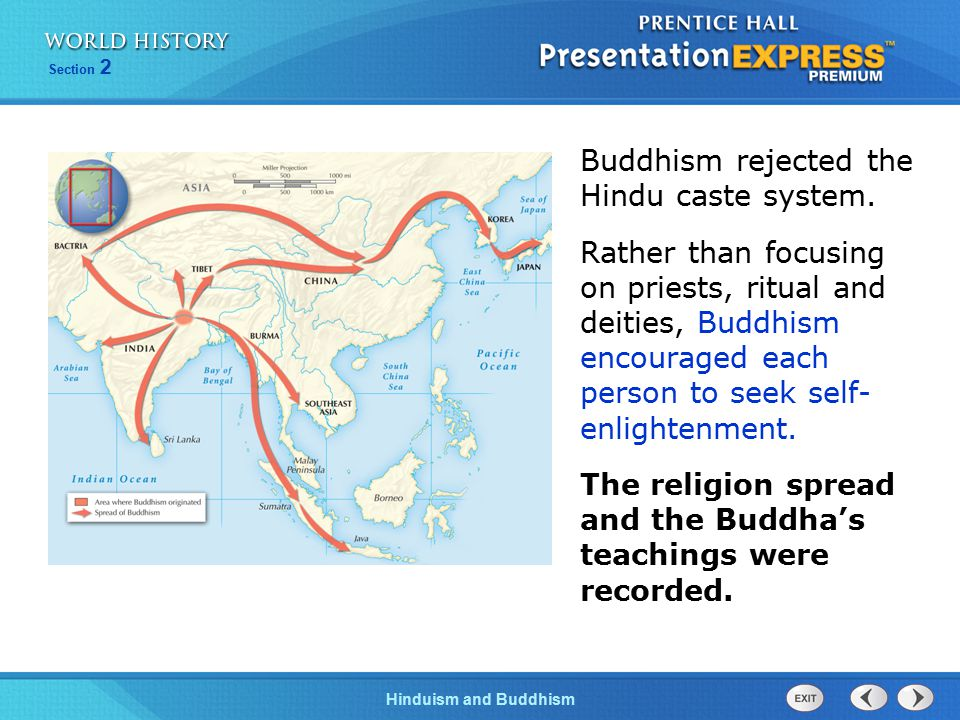 reviewing the religion of buddhism For a 2,500-year-old religion, buddhism seems remarkably compatible with our scientifically oriented culture, which may explain its surging popularity.