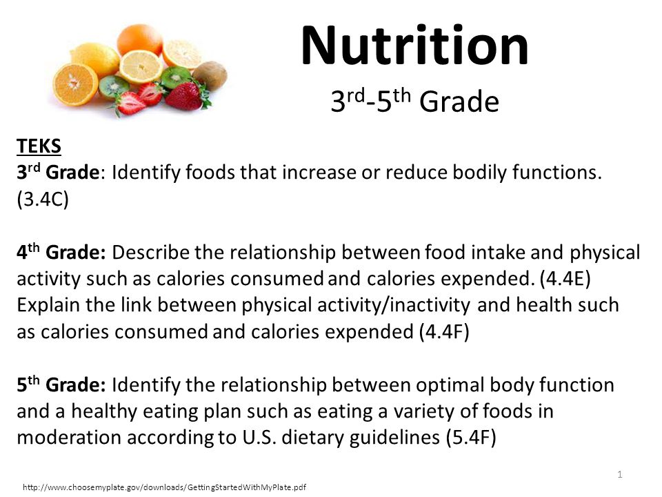 what is the relationship between food and physical health