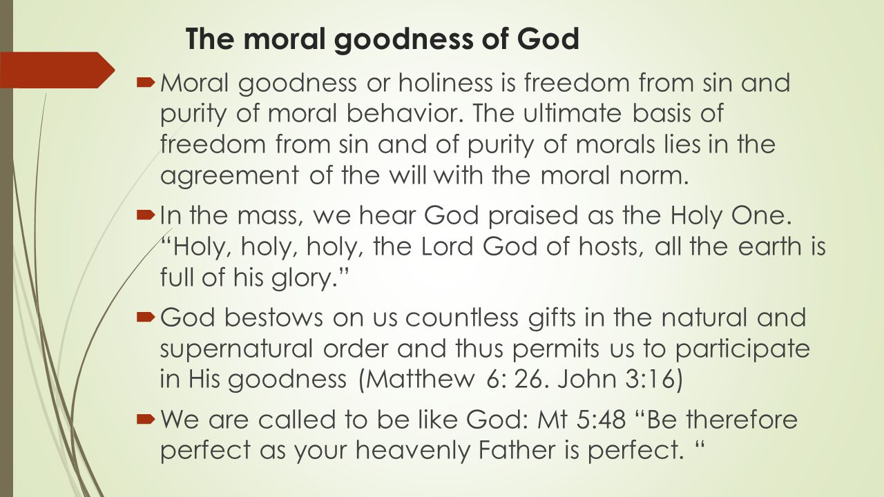 the moral and supernatural value of A confusion between the moral and the supernatural order, frequently found in the baianist and jansenist writings, was reproduced more or less consciously by some german theologians like stattler, hermes, gunther, hirsh, kuhn, etc, who admitted the supernatural character of the other gifts but contended that the adoption to eternal life and the partaking of the divine nature, being a moral necessity, could not be supernatural.