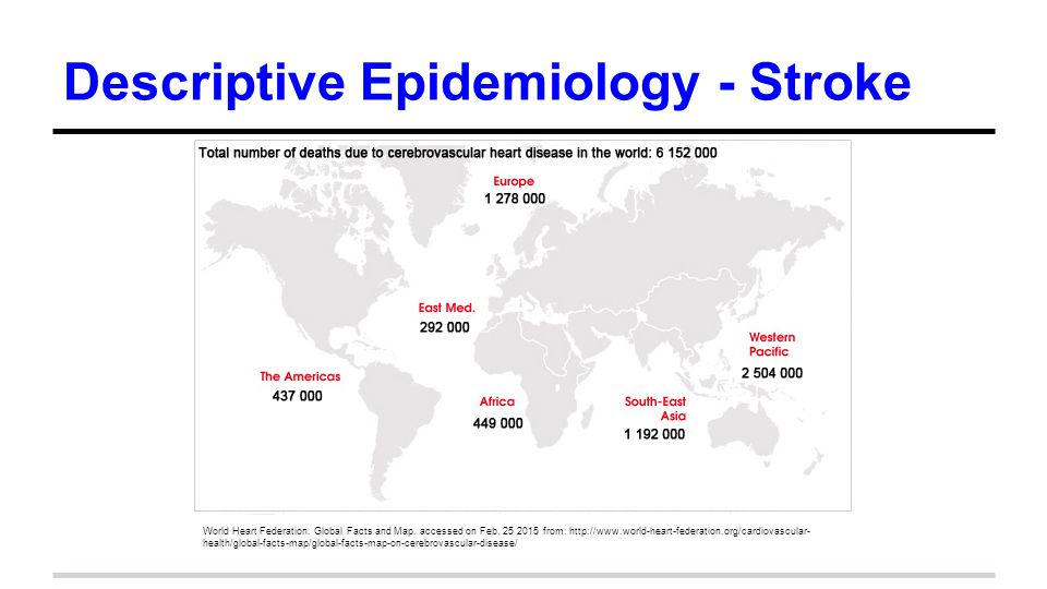 stroke epidemiology In recent years, sex-specific data on stroke incidence, prevalence, subtypes, severity and case-fatality have become available from other parts of the world the purpose of this article is to give a worldwide review on sex differences in stroke epidemiology methods— we searched pubmed, tables-of-contents, review articles, and reference lists.
