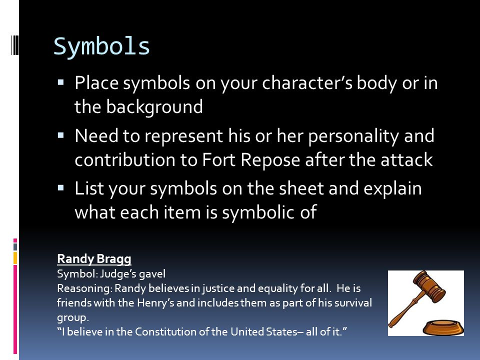 symbolism alas babylon