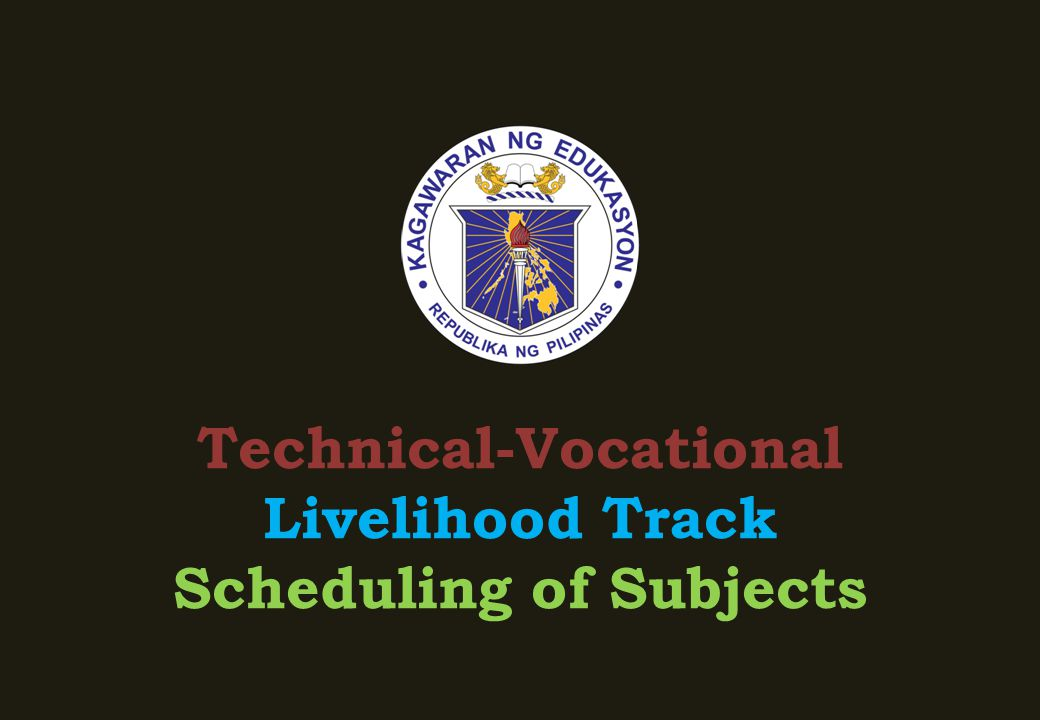 Tesda Training Regulations For Food And Beverage Services