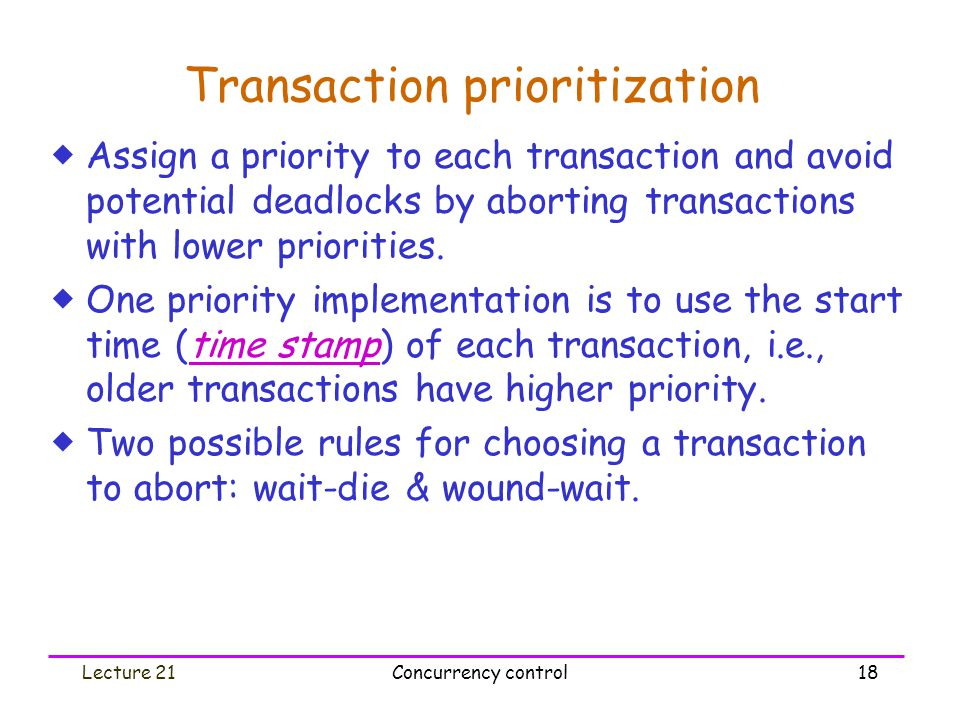 the implementation guide transaction rule
