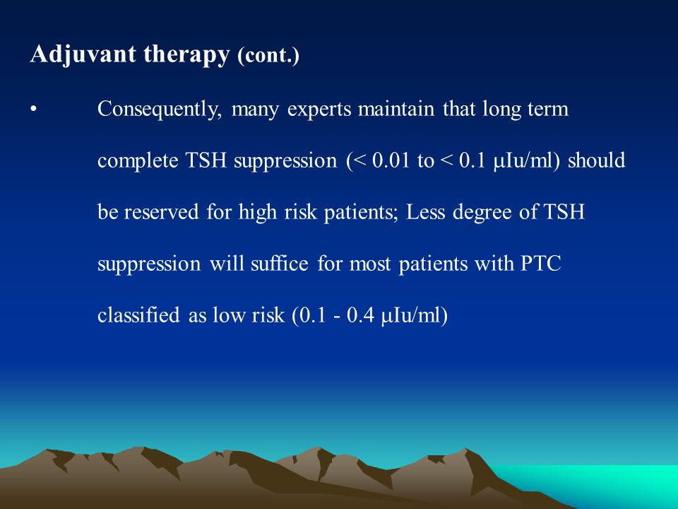 CARCINOMA THYROID: DIAGNOSIS AND MANAGEMENT - ppt video ...