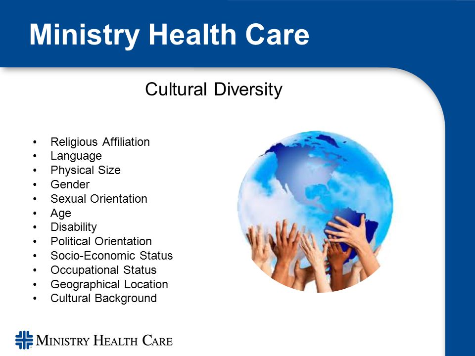 cultural differences health care and language For health care experts like patricia prelock, phd, dean of the college of nursing and health sciences at the university of vermont, these changing demographics underscore the importance of cultural diversity in a profession where the patient-provider relationship is key to determining the quality of care.