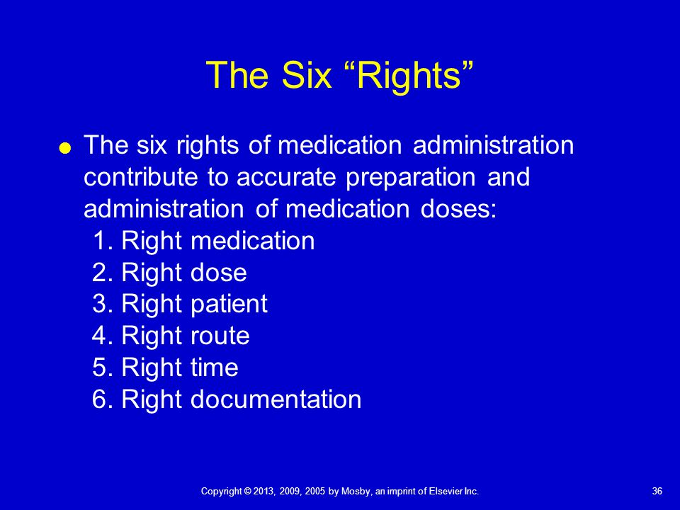 the six rights of medication administration essay Under the affordable care act, medicaid recipients are now limited to six  the five rights of medication administration  essay inaugurates the.